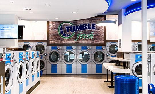 Twin Cities Full-Service Laundromats | Tumble Fresh Coin ...